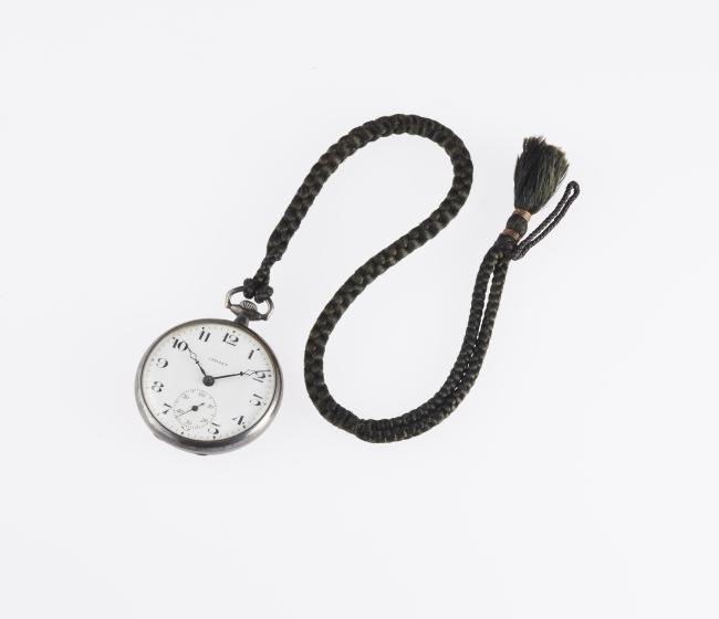 『CITIZEN』第一号時計「16型懐中時計」