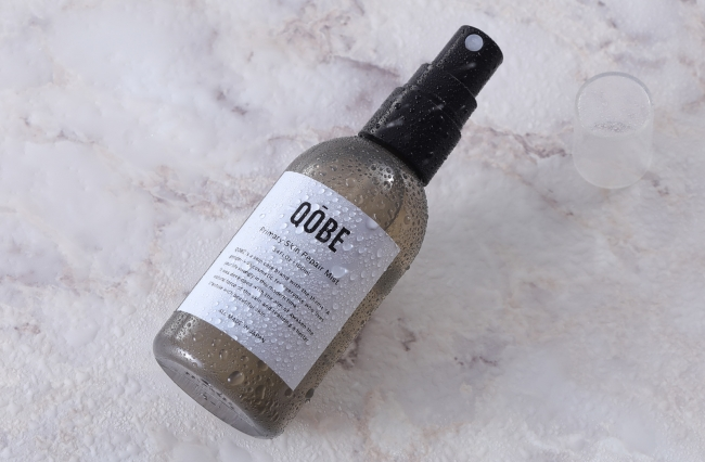QOBE第一弾商品 Primary Skin Repair Mist(プライマリースキンリペアミスト)