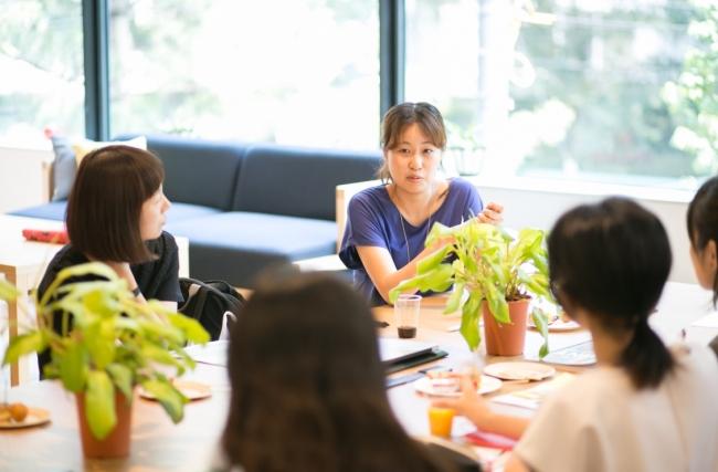 デジタルハリウッドSTUDIO 主婦・ママクラスの交流会を開催
