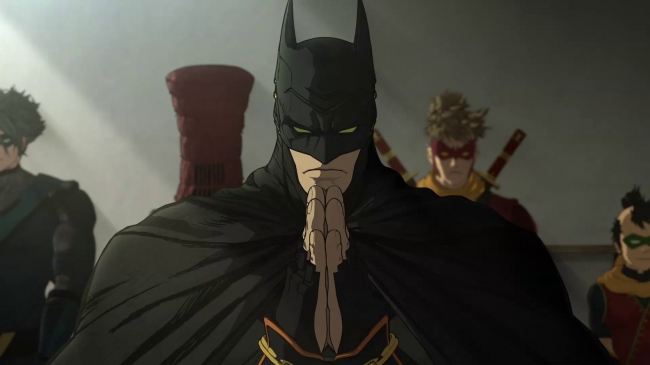 Batman and all related characters and elements are trademarks of and © DC Comics. © Warner Bros. Japan LLC