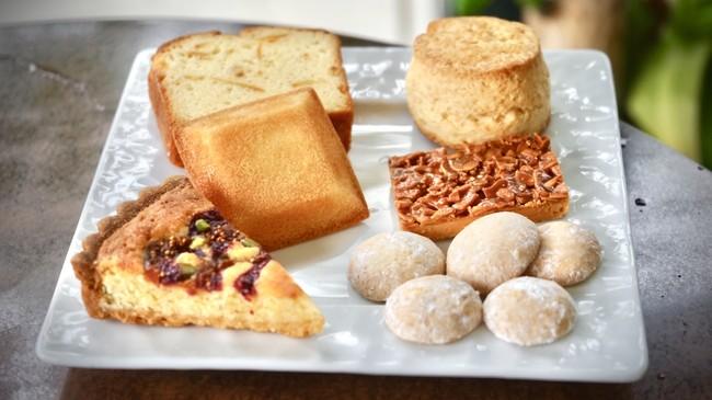 パティスリーミルグレイのお菓子セット