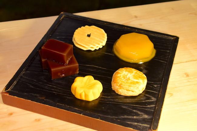 笹屋伊織のお菓子セット