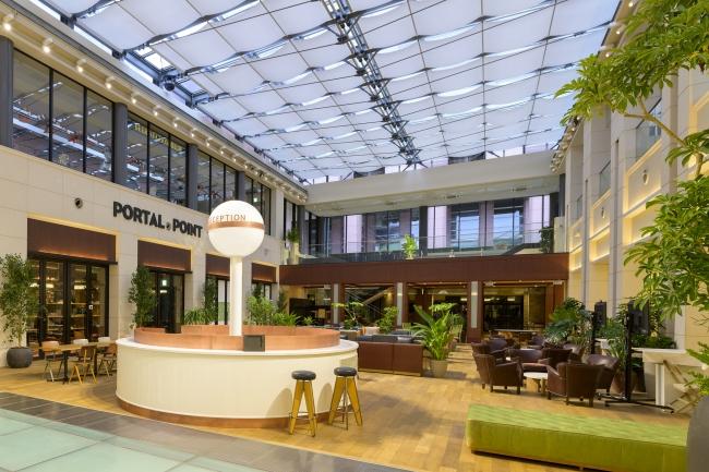 恵比寿ガーデンプレイス(PORTAL POINT Ebisu内) にて、2020年1月開校