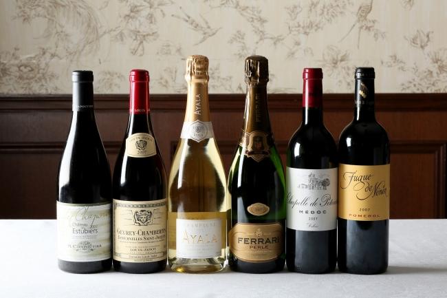 10th Anniversary Birthday Vintageワインイメージ