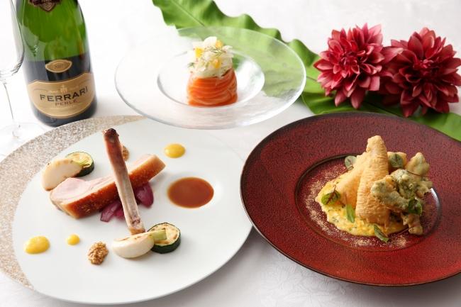 マンジャーレ10th Anniversary ディナー