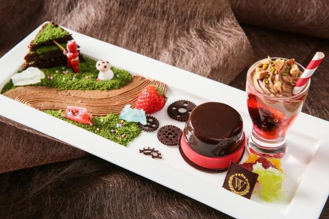 1st Dolce 「不思議なチョコレート工場」