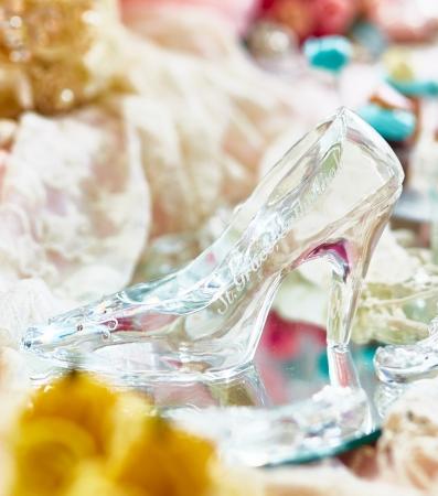ガラスの靴イメージ