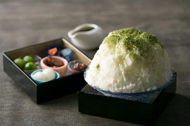 ホテルパティシエによる趣向の異なった4種のご褒美かき氷登場 ...