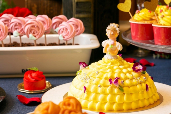 プリンセスマンゴーショートケーキ