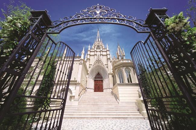 青山セントグレース 大聖堂