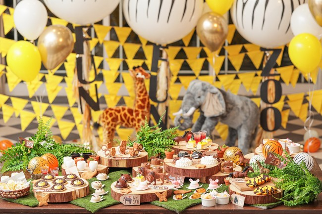 FUN!FUN!ZOO Kids Sweets Partyイメージ