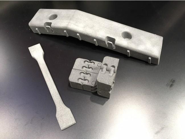 静電気拡散(ESD)性能を持つSLS向け材料「CB50」