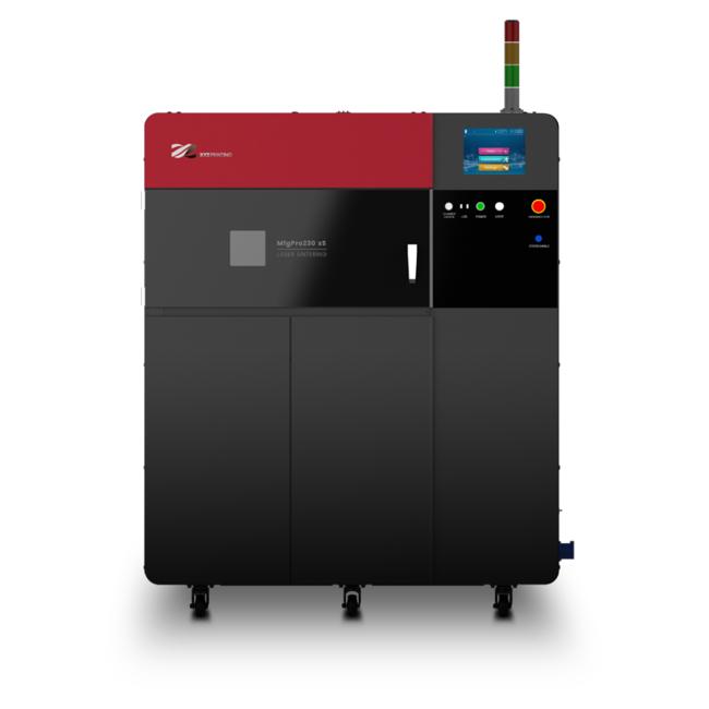 粉末形状の3Dプリント材料を使用し、且つ重量200kgを超える3Dプリンターは、 他エリアと隔離された個別環境の構築が必要であり、その構築費用が製品導入の大きな障害となっている。