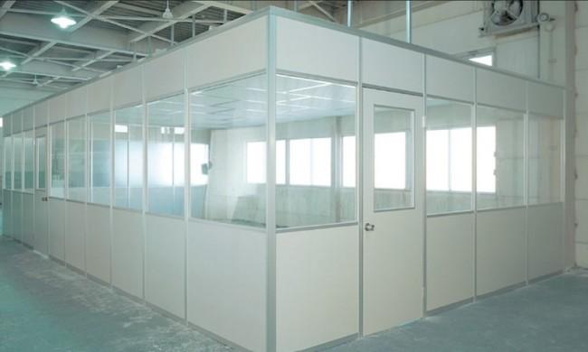 設置環境構築イメージ。 電源工事や配管工事なども併せて請け負うことが可能。