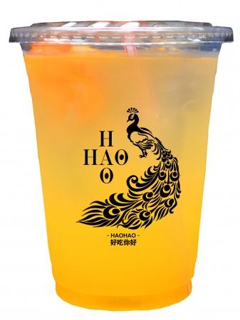 【オレンジソーダ】¥450