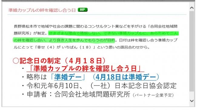 (資料11)記念日制定(由来)
