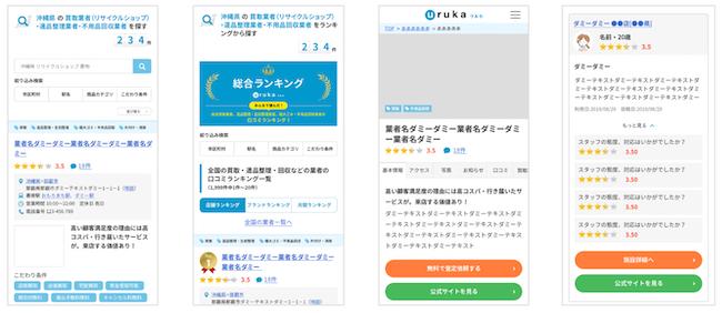 uruka(ウルカ)開発当時の画面