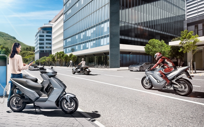 【ボッシュ株式会社プレスリリース】 EICMA  2019ボッシュが形作るモーターサイクル&パワースポーツの未来