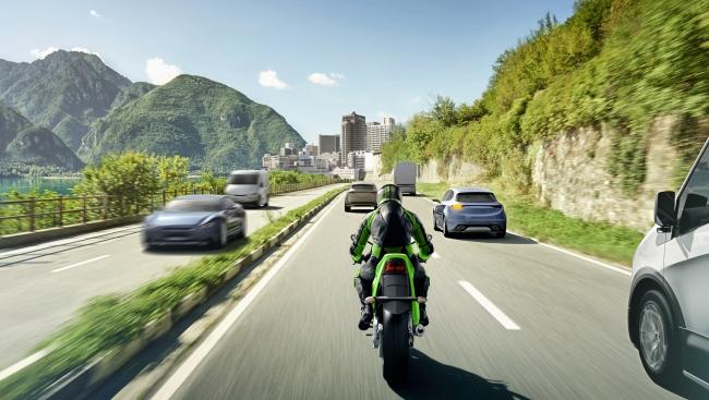 【ボッシュ株式会社プレスリリース】 EICMA2019:  ボッシュの二輪車向け安全運転支援システム   カワサキが初めて日本の二輪車メーカーとして採用を発表