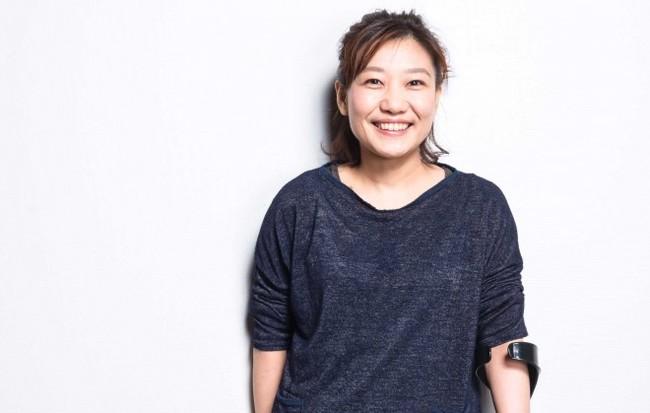 栗栖良依(ヨコハマ・パラトリエンナーレ 総合ディレクター)