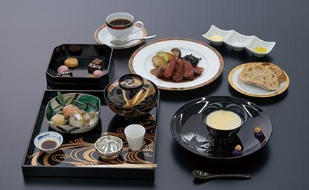 ◆「花の茶屋」お食事イメージ