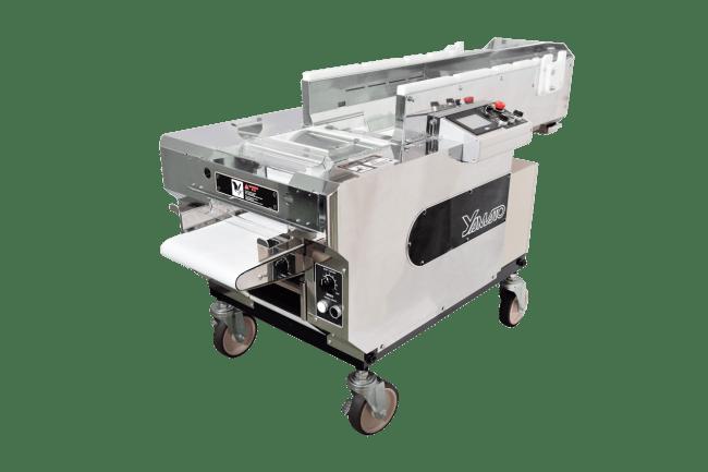 複合工程の要らない製麺手法を実現する、新開発のリッチメン・ゴールド・シリーズ
