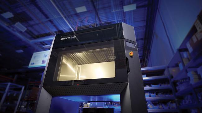 超大型パーツの3Dプリンティングのために高級電気製品メーカーSub-Zero Groupが導入したStratasys F770