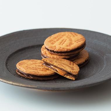 キャラメルティ サンドウィッチクッキー