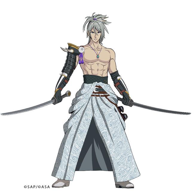 キャラクタービジュアル第2弾:織田三郎信長