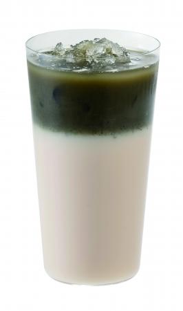 お米ラテ 青汁