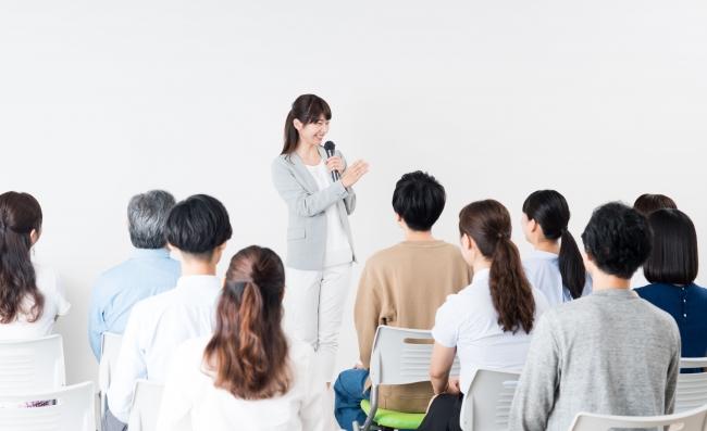 POINT3.   人々の交流の場「イベントスペース」