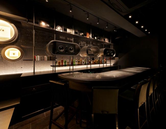 Techno Bar dfloor