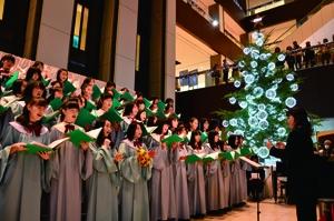 「金城学院中学校・高等学校 クリスマスコンサート