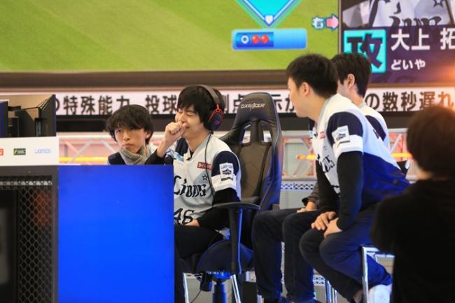 (C)Nippon Professional Baseball (C)Konami Digital Entertainment