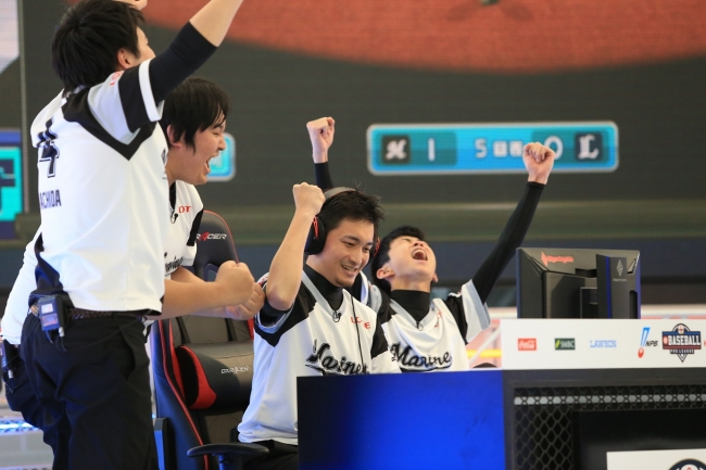 千葉ロッテマリーンズ  ⓒNippon Professional Baseball  ⓒKonami Digital Entertainment