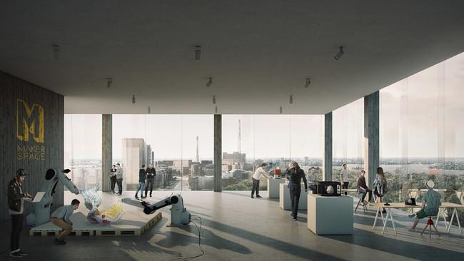 (画像提供:Maria01、AOR Architects)
