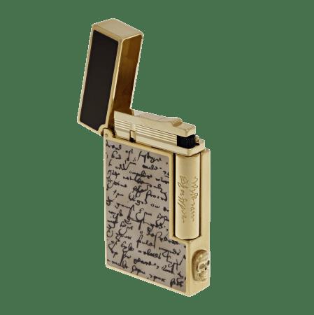 「ライン2 シェイクスピア」ライター 61x36x10mm,118g 274,000円