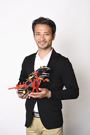 ▲高橋智隆先生