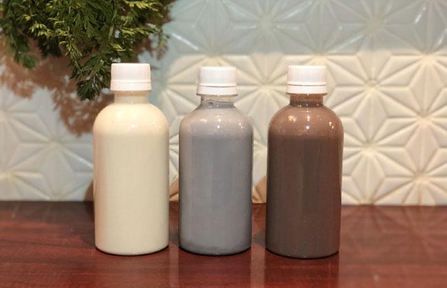 ナッツミルクイメージ(実際の提供形式とは異なる場合があります)
