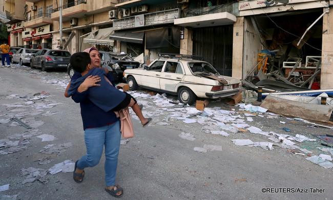 レバノン爆発】緊急支援募金の受付を開始 子どもたちは食料・避難所 ...