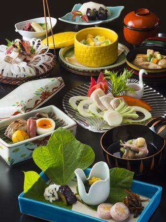 「加賀野菜懐石」イメージ
