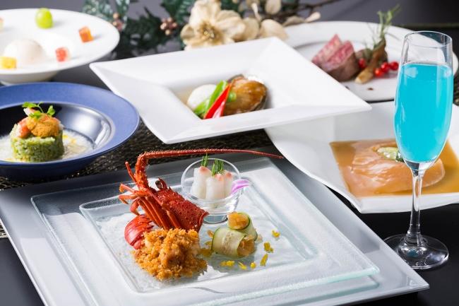 中華料理「蓬莱」クリスマス限定コースディナー