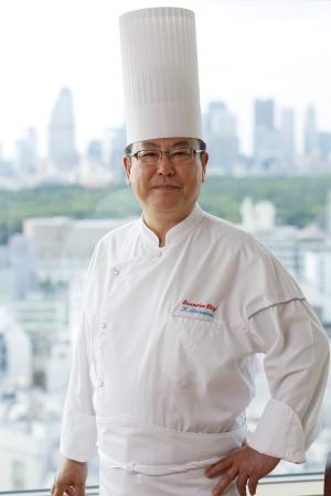 渋谷エクセルホテル東急料理長・白幡 健