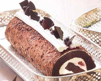 「サワーチェリーのチョコロール」イメージ