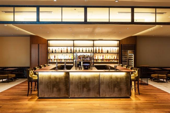 Bar & Dining 「TORRENT」 バースペース