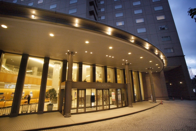 札幌エクセルホテル東急 外観