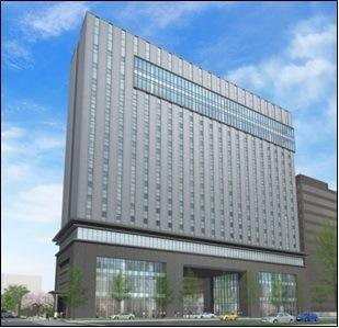 「積和不動産関西南御堂ビル」外観イメージ
