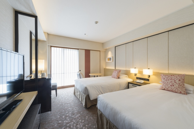 京都東急ホテル プレミアムツイン