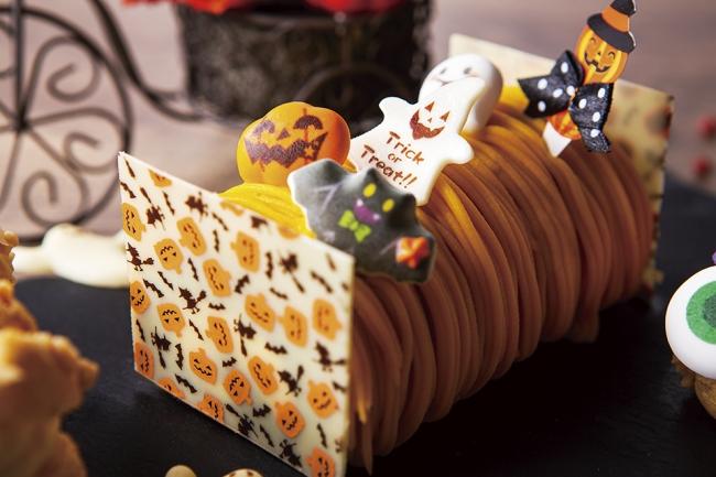 ハロウィーンケーキイメージ