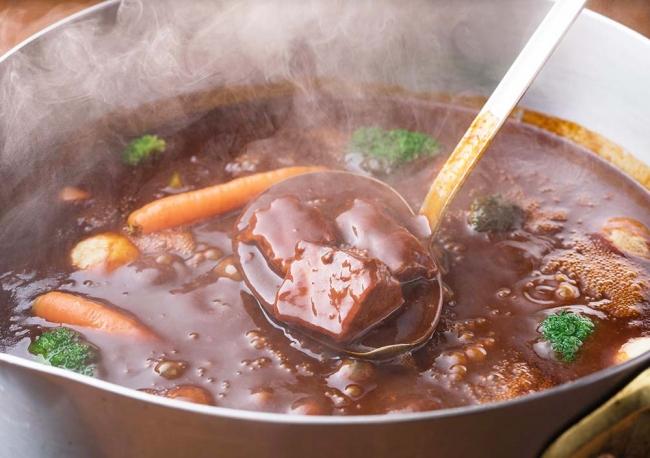 松阪牛をじっくり煮込んだ「赤ワインシチュー」イメージ